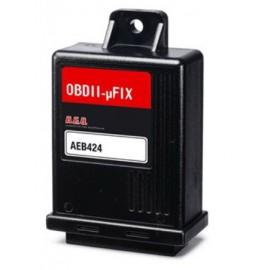 OBD Emulator AEB424 - OBD-reset en Lambda emulatie - GM en Ford