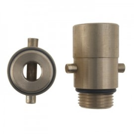 LPG Adapter - Bajonet-nippel - NL-Adapter - W21,8 aansluiting