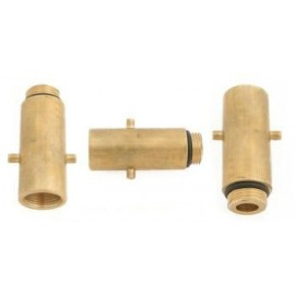 LPG Adapter - Bajonet-nippel Lang - NL-Adapter - W21,8 aansluiting