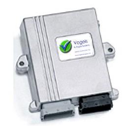 Gascomputer ECU Vogels VGI 3-4 Cil. OBD - Aluminum versie 2001NC - 2 Connectors