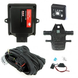 ECU kit AEB MP48 OBD 2-4 Cil. (ECU, Wiring Harness, Sensor, Switch)