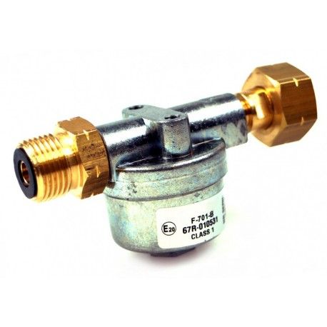 Gas Filter for Gas bottle F-701-B Shell connection