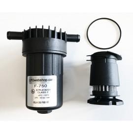 LPG Filter FL-750 12mm met olieafscheiding