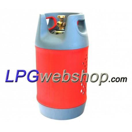 24.5L Composite LPG gas bottle