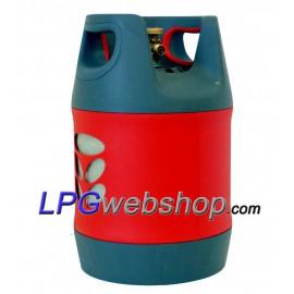 18.2L Composite LPG gas bottle