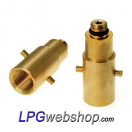 LPG Filling Nozzle Bayonet Long M14 Opel