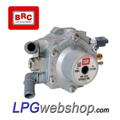 BRC Genius MB 800 LPG Reducer (Outlet 12mm)