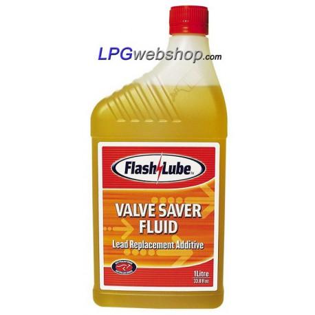 Flashlube Valve Saver Fluid 1 liter Valve lubricant refill