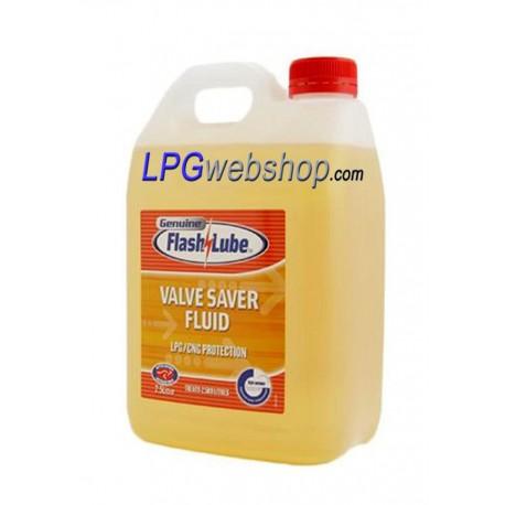 Flashlube Valve Saver Fluid 2.5 liter Valve lubricant refill