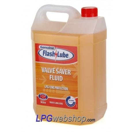 Flashlube Valve Saver Fluid 5 liter Valve lubricant refill
