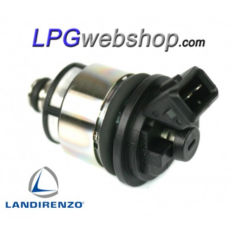 Landi Renzo LPG Injector TB2565 GI25-65 Medium Black MED RGI AMP Bosch Connector
