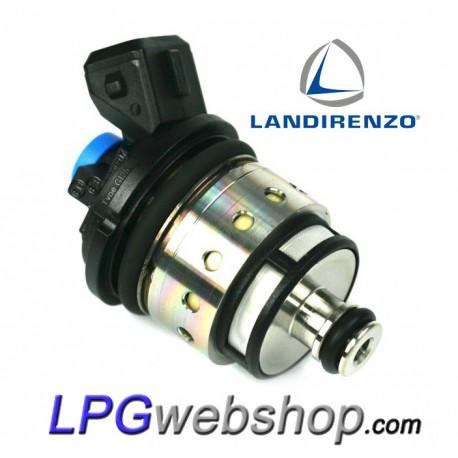 Landi Renzo LPG Injector BF2565 GI25-65 Medium Blue MED RGI AMP Bosch Connector