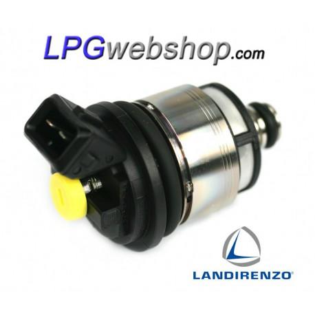 Landi Renzo LPG TB2520 Injector MED GI25-20 XS Yellow AMP Bosch