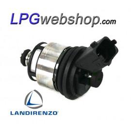 Landi Renzo LPG Injector MED GI25-65 MTA Medium Black OEM FIAT ALFA LANCIA