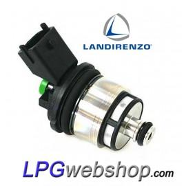 Landi Renzo LPG Injector MED GI25-22 MTA Small Green OEM FIAT ALFA LANCIA