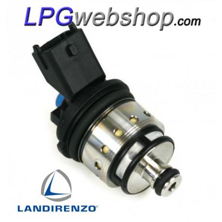 Landi Renzo LPG Injector MED GI25-65 MTA Medium Blue OEM FIAT ALFA LANCIA