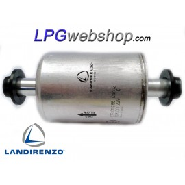 LPG Replacement Filter Landi Renzo UFI aluminium (2 x 14mm) Disposable