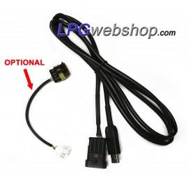 LPG Interfacekabel USB - Diagnose Uitleeskabel met 2 stekkers