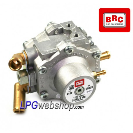 BRC Genius MB 1200 LPG Reducer (Outlet 12mm)