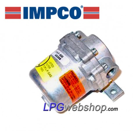 """LPG-Filter IMPCO / Buffer Container (2 x 1/4""""NPTF)"""