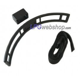 Universal Mounting bracket with tension strap for Gas bottle