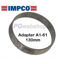 IMPCO Adapter Ring A1-61 Ø130mm Height 25mm for A1-57 Hood