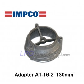 IMPCO A1-16-2 adapter Ø130mm Height 73mm for CA300 mixer Direct installation on carburettor