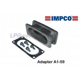 IMPCO Adapter A1-59 Unidapt: Arm piece Angular 35mm for extension arm