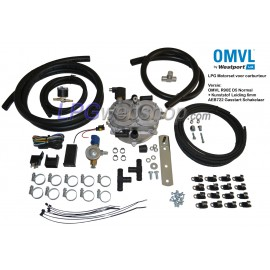 LPG conversion Front End Kit OMVL R90e D5 Normal without mixer