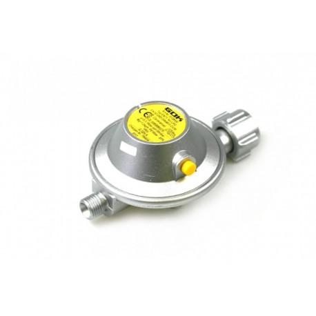 30 mbar Pressure regulator GOK EN71 for gas bottles LPG