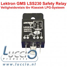 Lektron LSS230 Safety Switch Relay